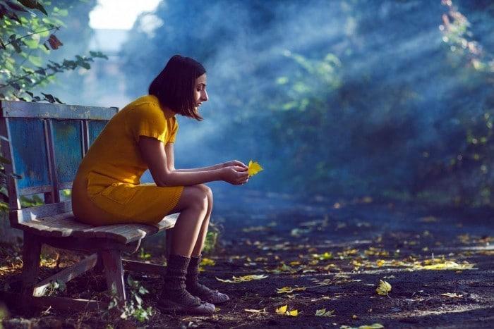 О важности одиночества  Одиночество – это субъективное состояние, в котором вы...