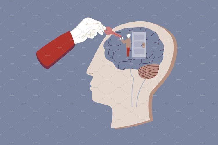 Часто слыша слово «психоанализ» мы представляем себе Фрейда, который говорит...