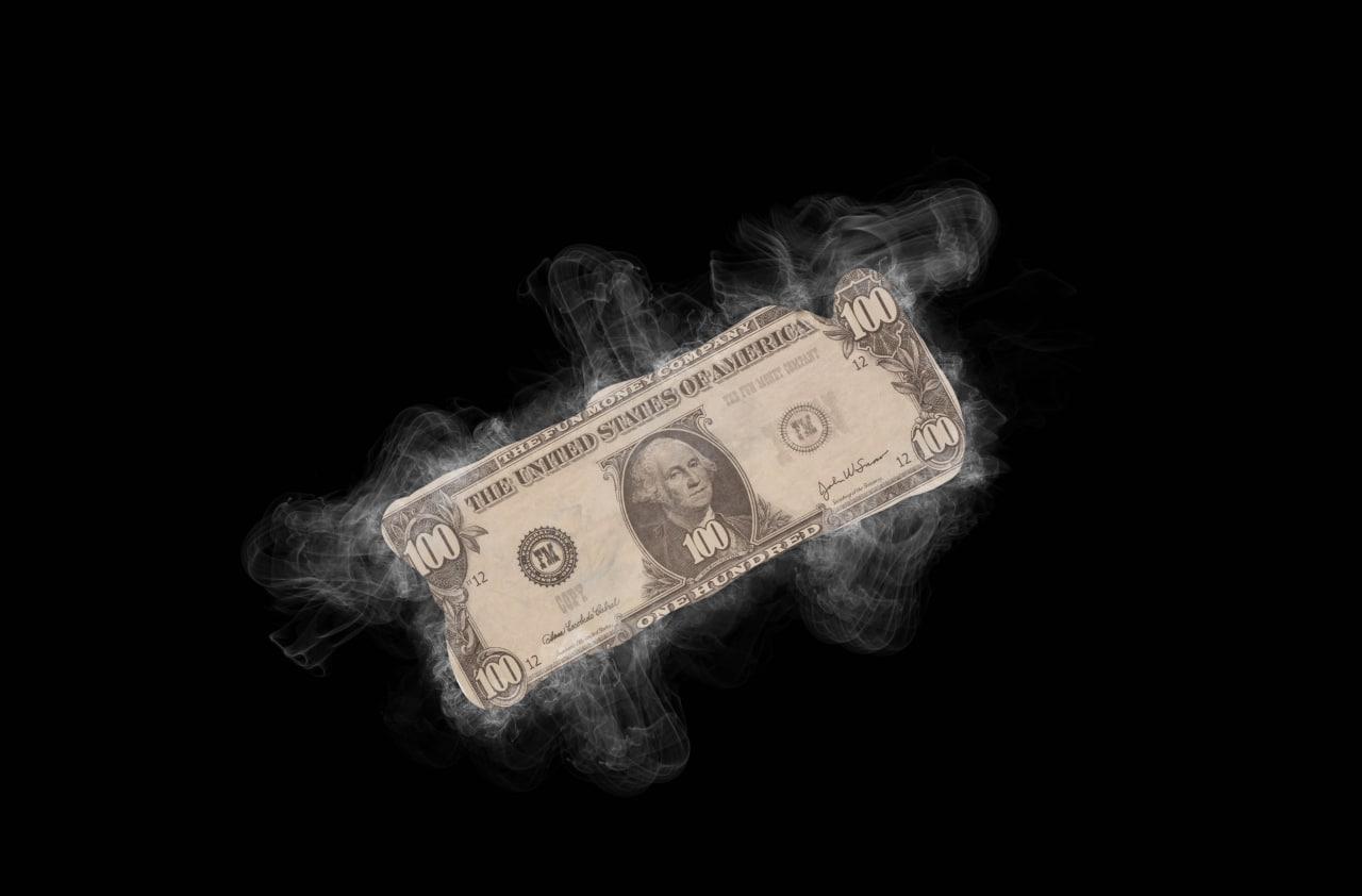 Не надо бояться банкротства. Если хотите иметь успех, Вы должны выглядеть так...