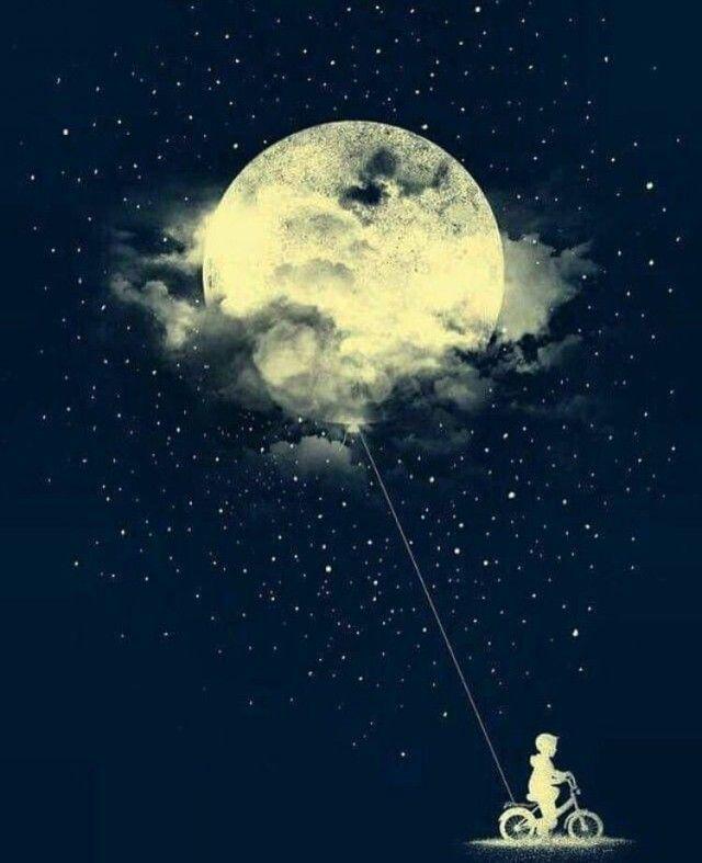 Человек подобен луне — у него тоже есть темная сторона, которую он никогда...