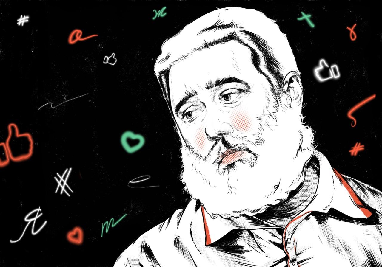 Что такое новая этика?   Писатель, поэт и драматург Дмитрий Данилов в интервью...