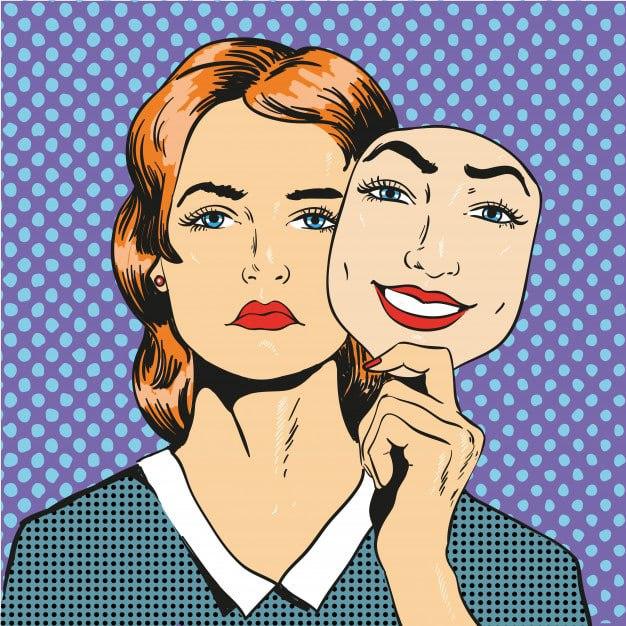 Множественные эмблемы  Еще один способ определить, что ваш собеседник лжет...