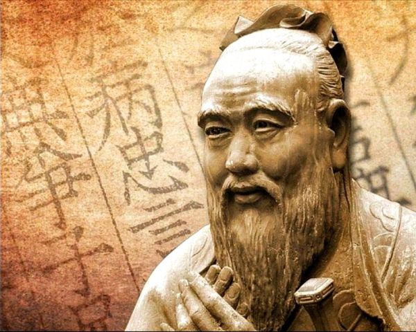 Закончи цитату:   «Только самый мудрый и самый глупый никогда не...