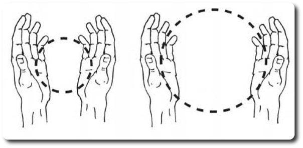 Магнитный шар — простая техника самогипноза на каждый день.  Сядьте удобно.