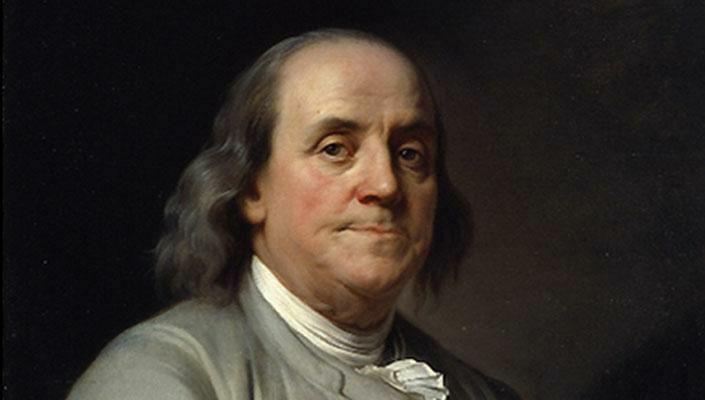 Закончи цитату: «Лучше красиво делать, чем красиво …»   Бенджамин Франклин