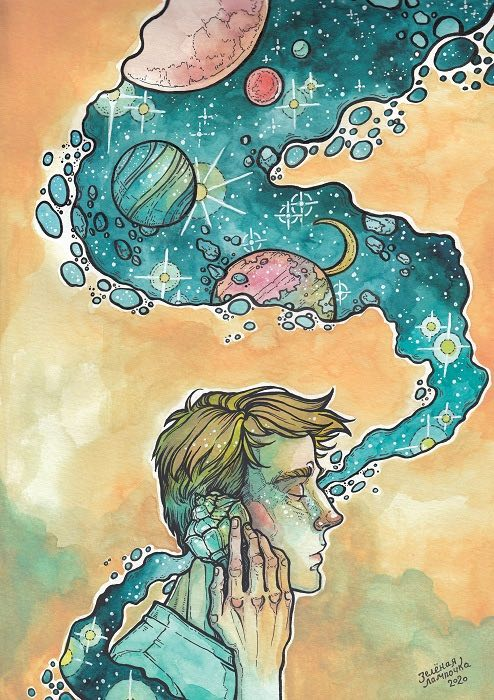 Почему мы закрываем глаза, когда мечтаем, предаёмся приятным воспоминаниям...