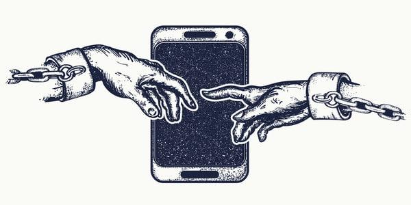 Три главных признака интернет-зависимости  На самом деле, от чего бы ни был...