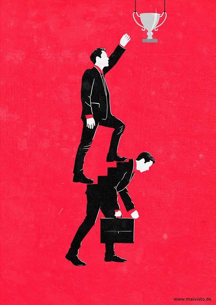 Доверие нужно нам для того, чтобы манипулировать людьми.