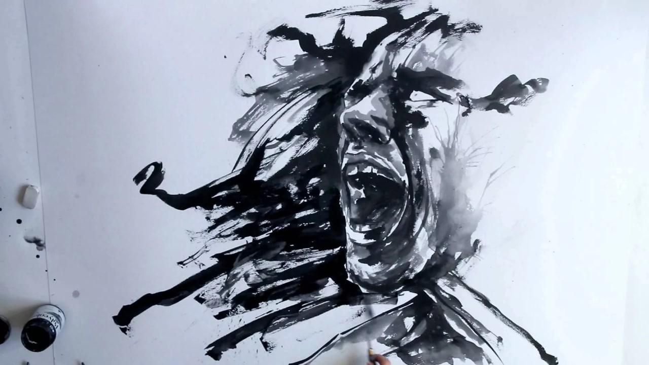 Борьба с тревогой️  Когда человек постоянно испытывает чувство страха и...