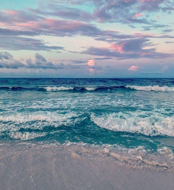 Каково это - иметь возможность каждый день гулять по берегу океана и ценить...