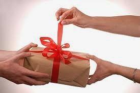 Научитесь принимать подарки правильно  Многие люди, для того чтобы показать...
