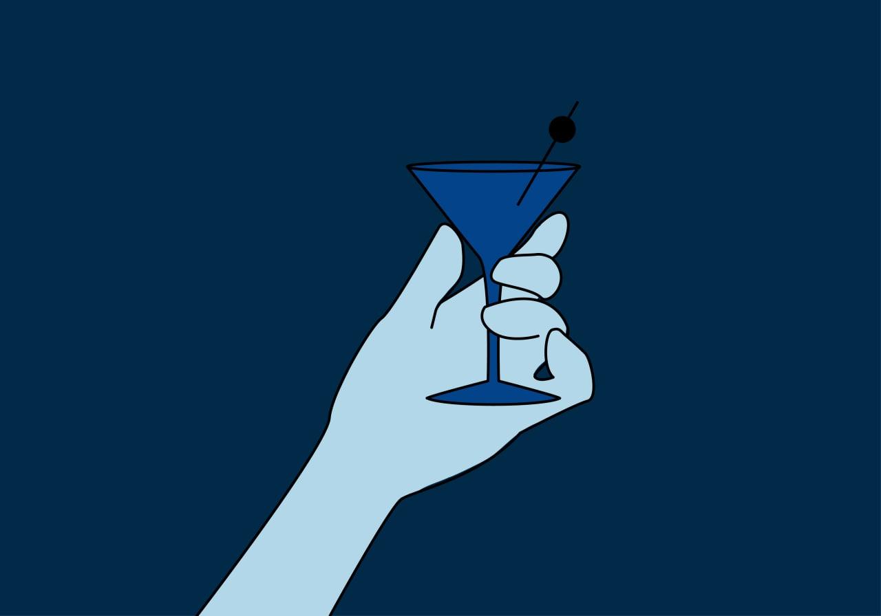 Алкогольная зависимость  Впереди новогодние праздники, а это значит, что...