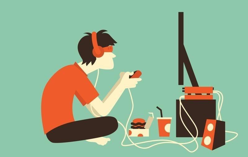 Игровая зависимость    Причины игровой зависимости всегда очень различны, но...