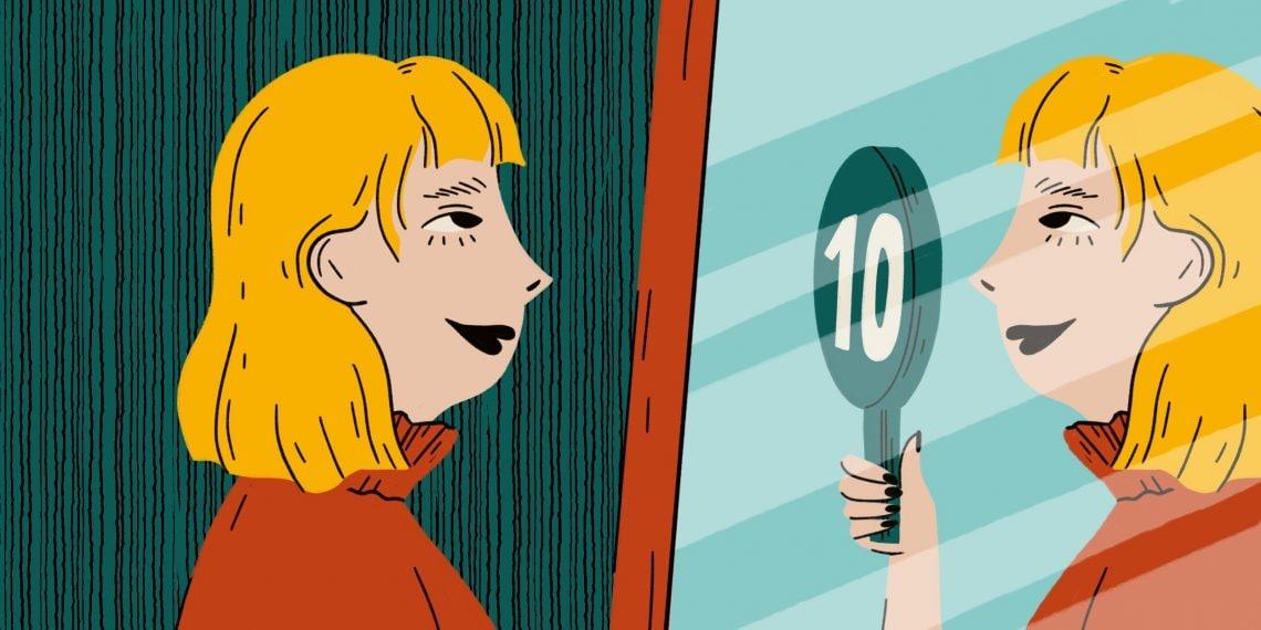 Быстро поднятая самооценка не считается упавшей  У большинства людей самооценка...