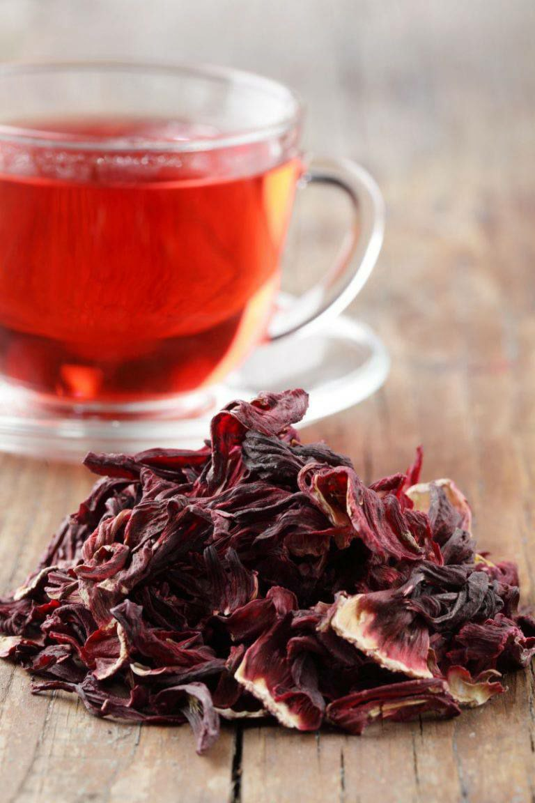 Каркаде - вкусно и полезно  В чем польза чая каркаде? Каркаде содержит в...