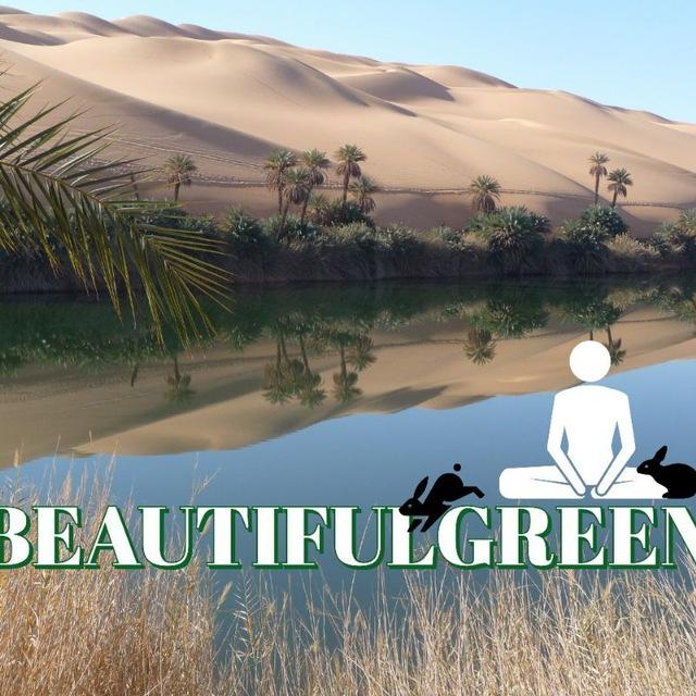 Прекрасная Зелёная создан для того чтобы быть катализатором благоприятного...