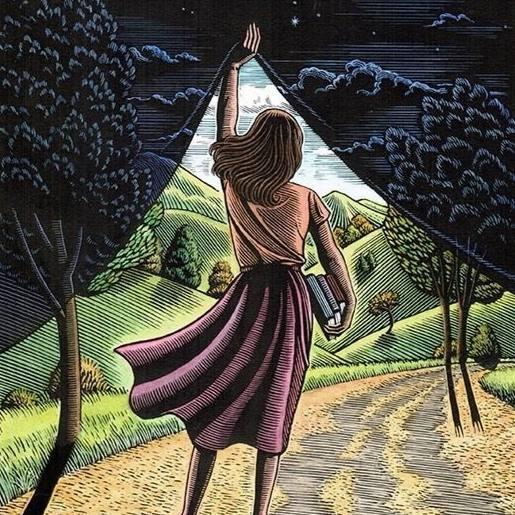Всё в вашей голове    Внешний мир, проекция мира внутреннего. Всё, что вы...