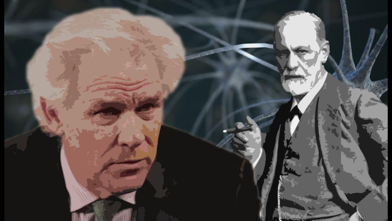 [Психоаналитик и нейроученый Майкл] Солмс о психотерапии и фармакотерапии:  (а...
