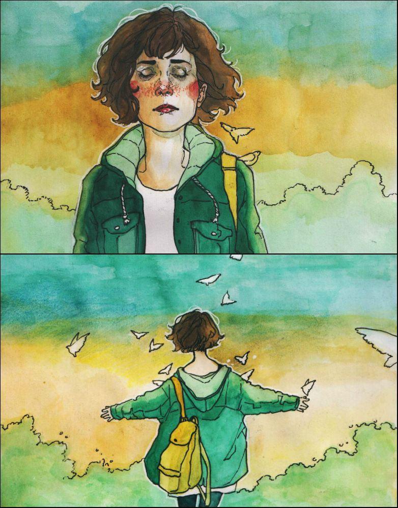 Порой жизнь кажется невыносимой. Спустя мгновение, та же самая жизнь кажется...