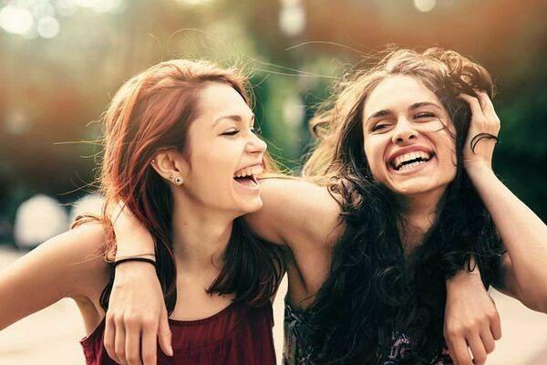 Смех — это прекрасная способность, которая:  ️снижает уровень гормонов...