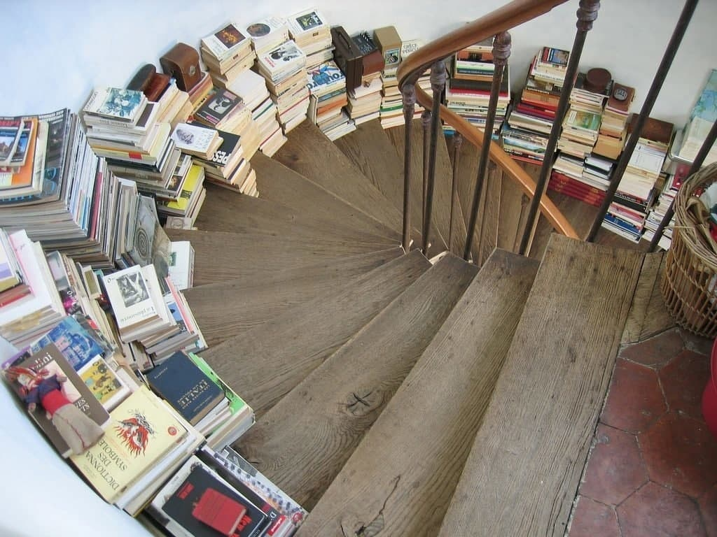 Книги   Недавно меня посетил инсайт, что я могу поддержать разговор, почти на...