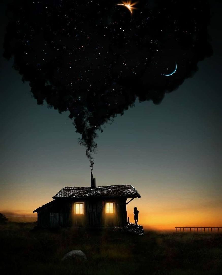 Вселенная вокруг не перестает нас направлять в нужном направлении, делая при...