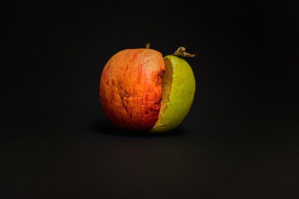 Наше окружение — определяет качество нашей жизни  Если в ящик с яблоками...