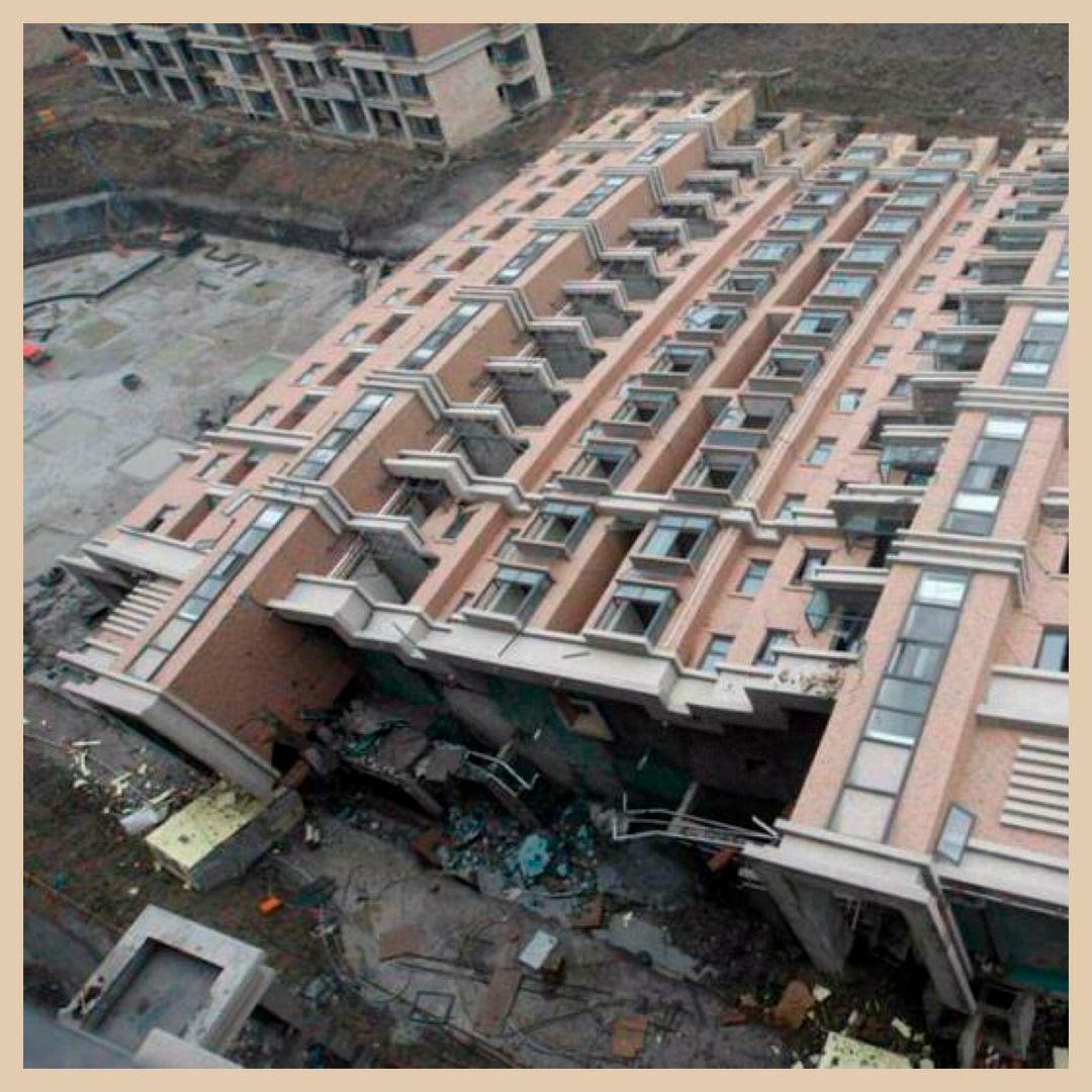 Если у здания ослаблен фундамент, то может ли спасти от разрушения ремонт и...