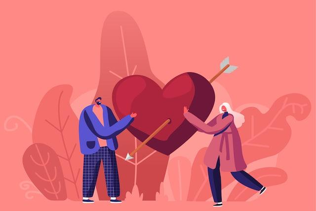 Поиск любви  Один из первых постов на канале был про то, что очень важно...